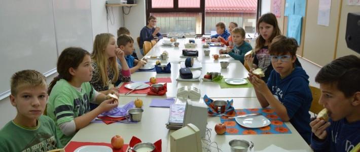 Slovenski tradicionalni zajtrk
