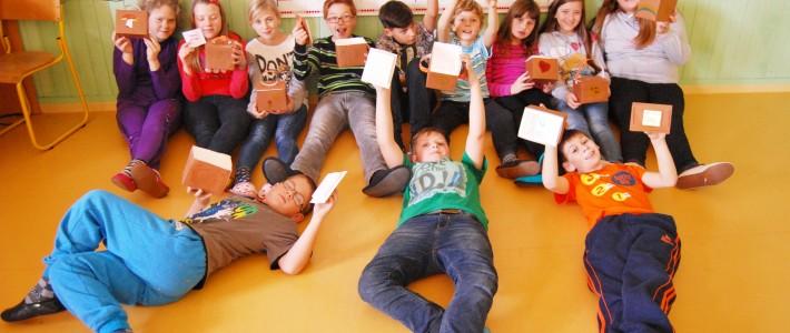 Tehniški dan v 5. razredu
